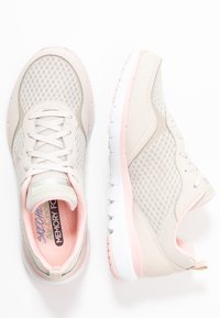 Skechers Sport - FLEX APPEAL 3.0 - Trainers - natural/pink - 3