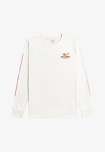 WALLED - Long sleeved top - off white