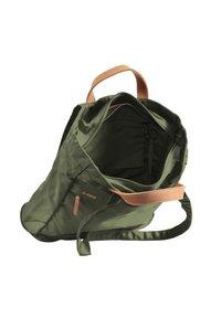 Fjällräven - Tote bag - green - 3