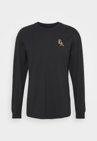 Nike Performance - T-shirt med print - black - 5