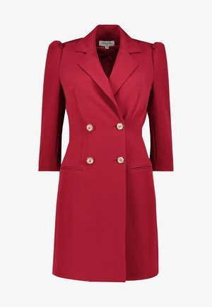 BLAIR - Short coat - bordeaux