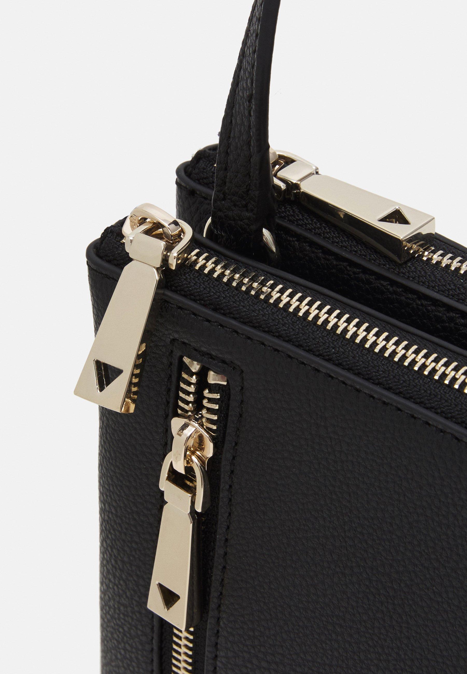 Women NAYA DOUBLE ZIP CROSSBODY - Across body bag