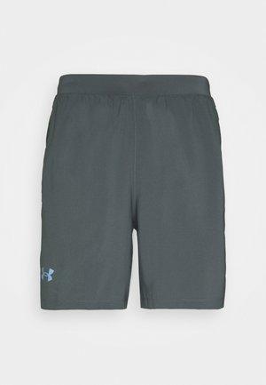 LAUNCH SHORT - Sports shorts - grey