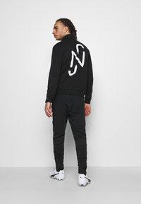Puma - NEYMAR JR TRACK JACKET - Zip-up sweatshirt - black - 2