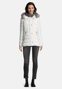Gil Bret - KUNSTDAUNE - Winter jacket - vanilla ice - 1