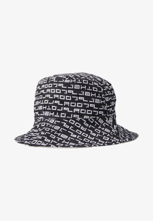 BRADY4 BUCKET HAT  - Hut - black/white