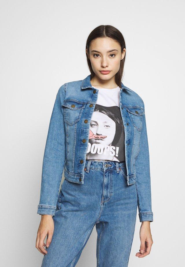 ONLWESTA - Veste en jean - light blue denim