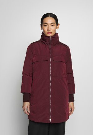 IMPIANTO - Winter coat - burgundy