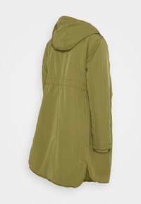 Esprit Maternity - JACKET 3 WAY USE - Winter coat - khaki green - 1