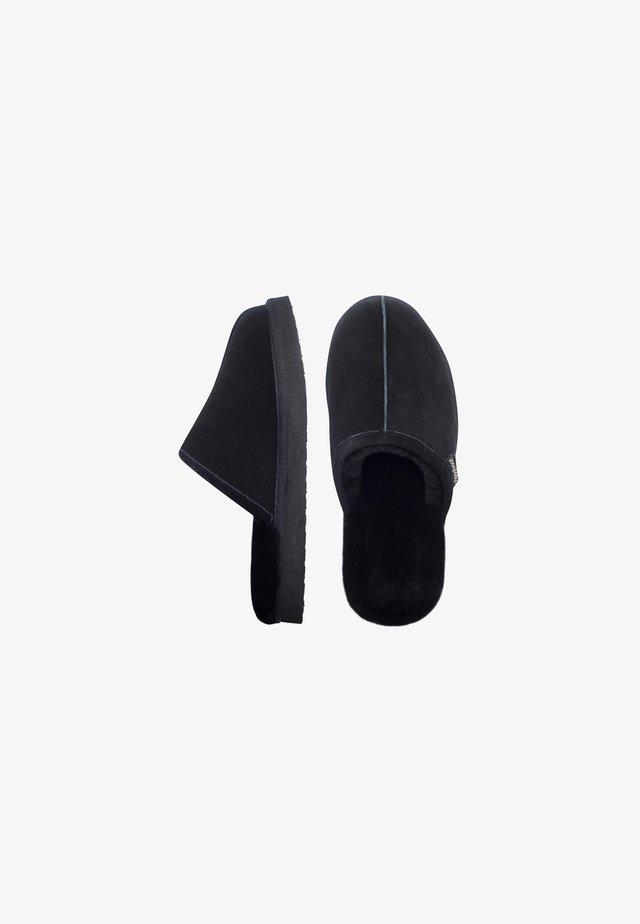 ALLEN - Slippers - black