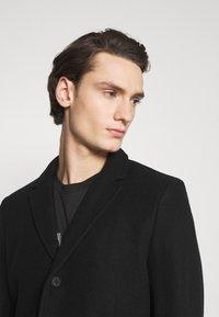 Only & Sons - ONSJULIAN STAR COAT - Classic coat - black - 4