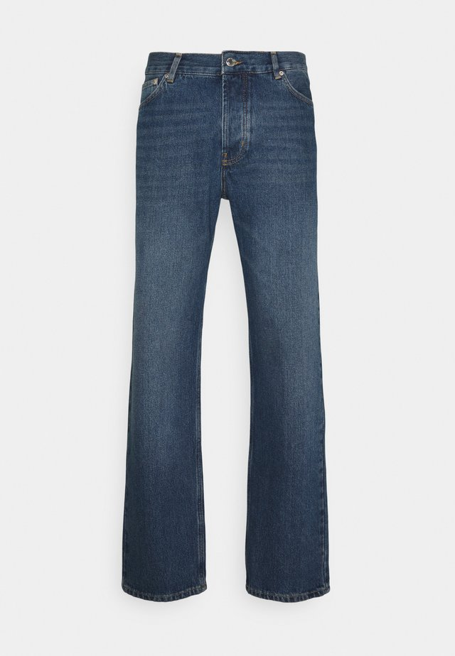 LOOSE UNISEX  - Relaxed fit jeans - original blue
