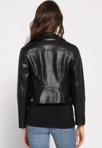 Cache Cache - Faux leather jacket - noir - 2