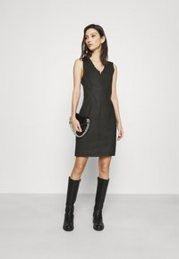 ONLY - ONLMILLA DRESS - Etuikjole - black - 1