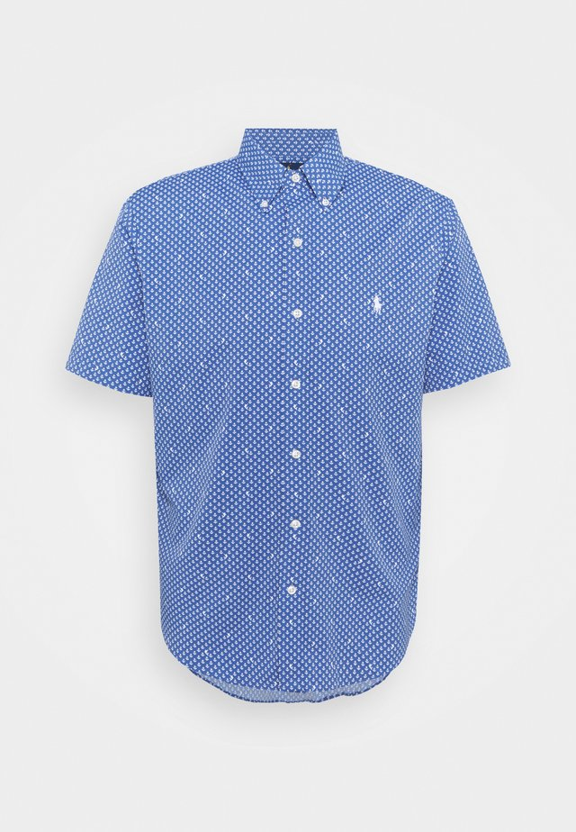 SHORT SLEEVE SPORT - Košile - blue