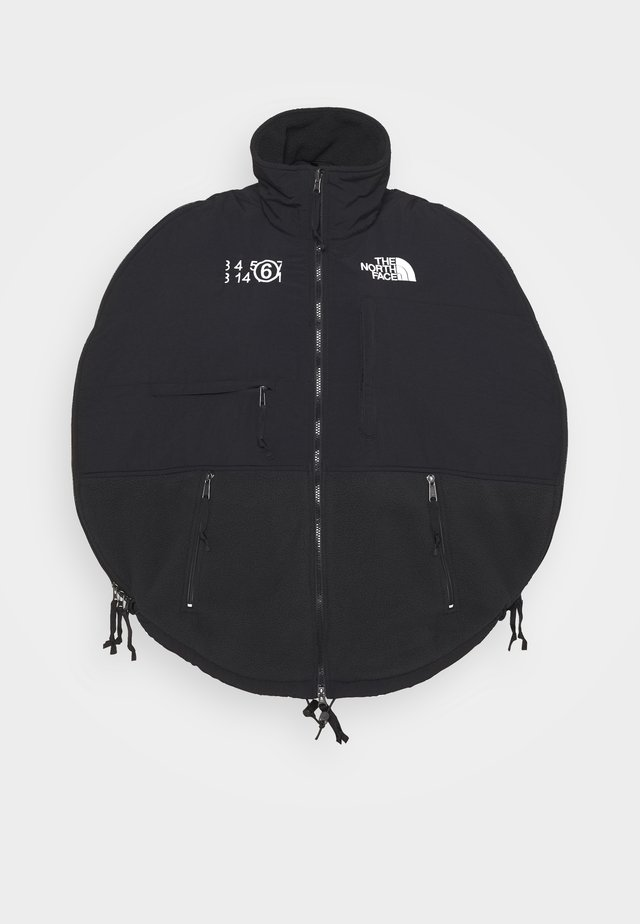 MM6 THE NORTH FACE - Fleece jacket - black