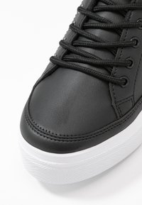 Nly by Nelly - PERFECT PLATFORM - Trainers - black - 2