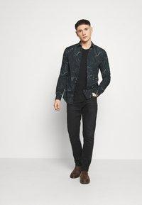 Twisted Tailor - MARON SHIRT - Formal shirt - black - 1