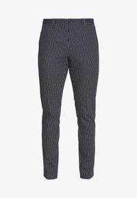 Tommy Hilfiger Tailored - FLEX STRIPE SLIM FIT PANT - Pantalon classique - blue - 4