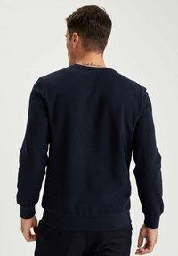 DeFacto - Sweatshirt - navy - 2
