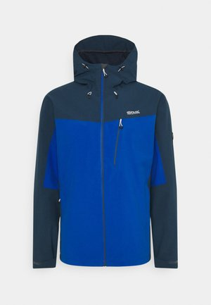 BIRCHDALE - Hardshell jacket - dark blue/black
