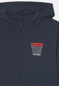 Retour Jeans - JARNO - Zip-up hoodie - dark navy - 2