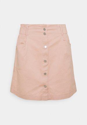 ONLRAZZLE SKIRT - Mini skirt - misty rose