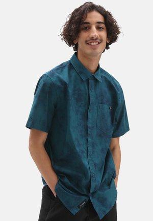 MN WEDDINGTON - Shirt - blue coral/tie dye