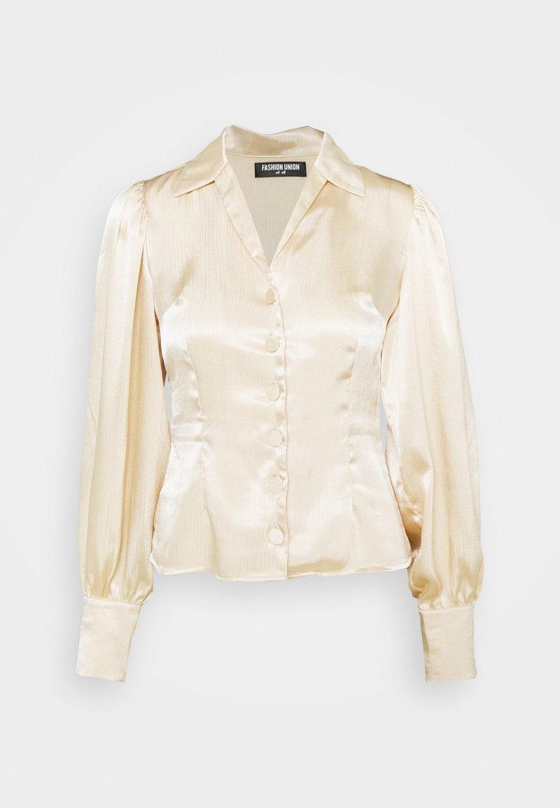 Fashion Union - STE - Blouse - white
