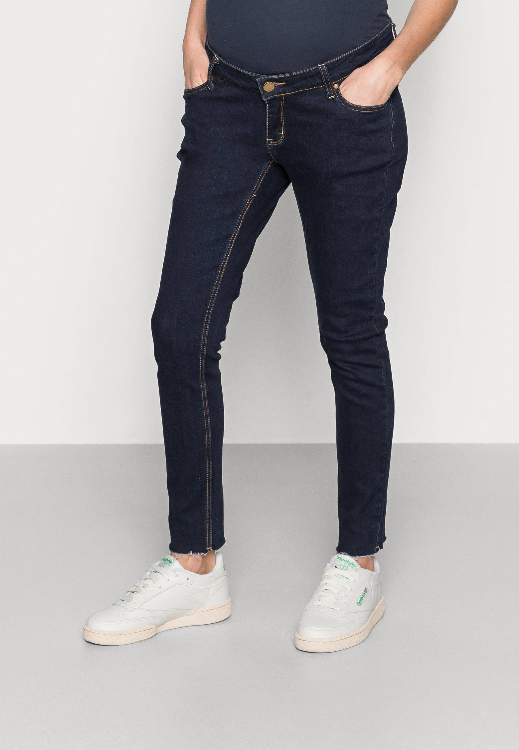 Femme ANKLE GRAZER - Jeans Skinny