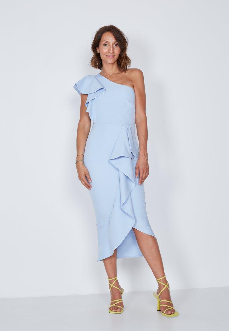 True Violet - Cocktail dress / Party dress - light blue