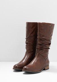 Tamaris - BOOTS - Boots - muscat - 4