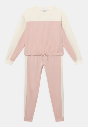 SET - Mikina - light dusty pink