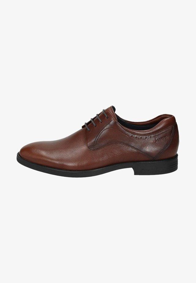 FORELLO-XL - Derbies & Richelieus - brown