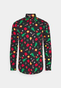 OppoSuits - CHRISTMAS ICONS - Shirt - black - 4