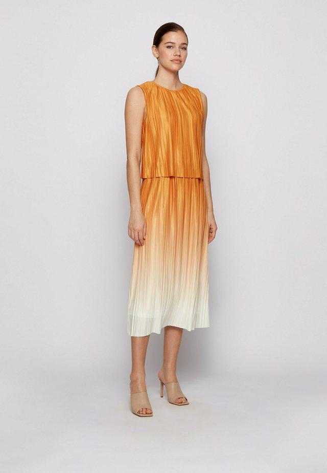 EZZICA - Korte jurk - patterned