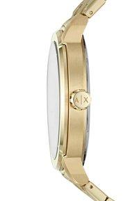 Armani Exchange - SET - Zegarek - gold-coloured - 3