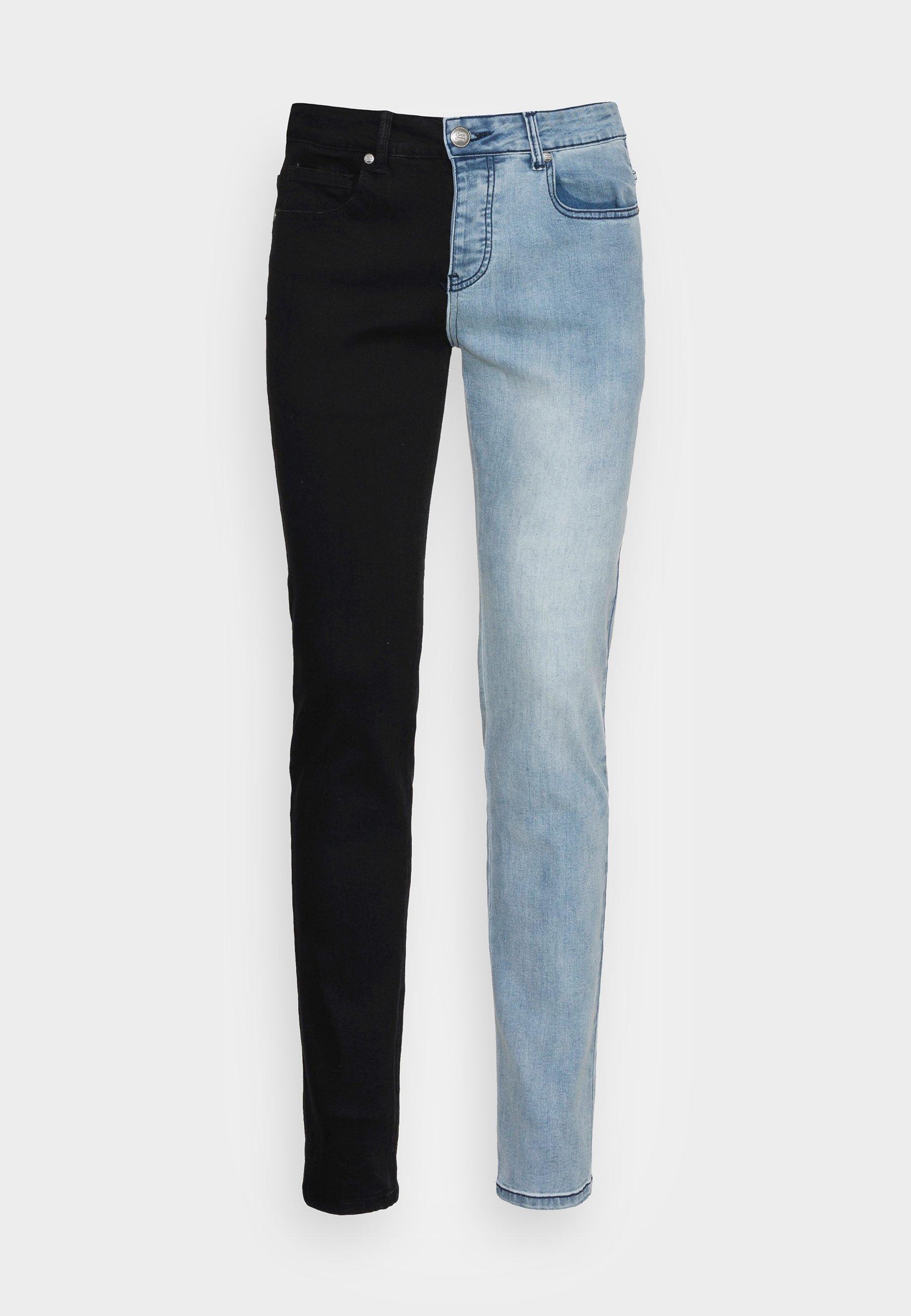 Uomo BICOLOR - Jeans slim fit
