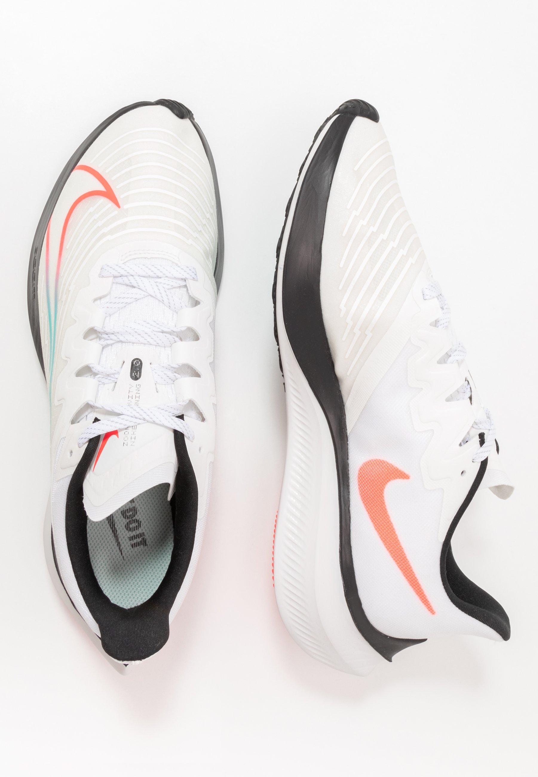 ZOOM GRAVITY 2 - Zapatillas de running neutras - summit  white/clear/black/oracle aqua