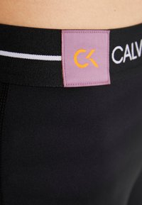 Calvin Klein Performance - 7/8 TIGHT - Leggings - black - 5
