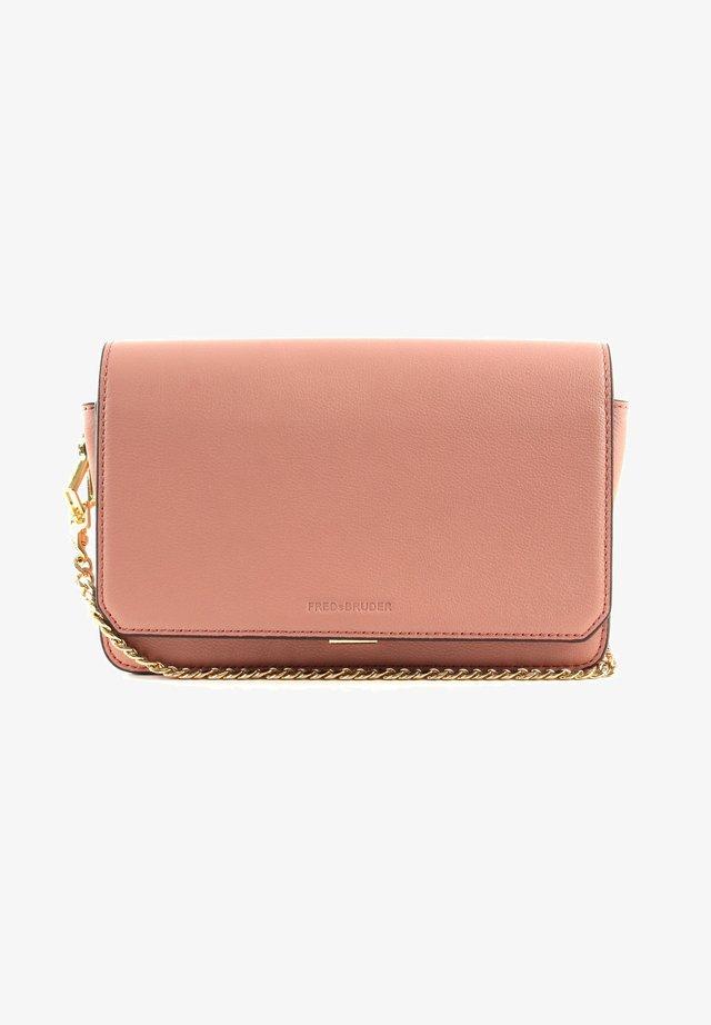 PRETTY LITTLE THINGS - Across body bag - rose