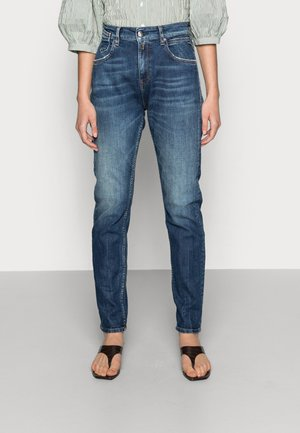 MARTY PANTS - Relaxed fit jeans - medium blue