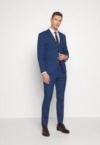 Selected Homme - SLHSLIM MYLOLOGAN SUIT - Kostuum - blue - 1