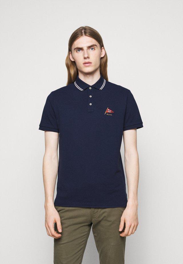 BASIC - Poloshirt - french navy