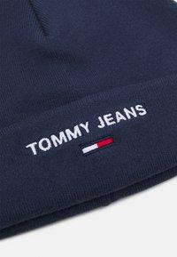 Tommy Jeans - SPORT BEANIE UNISEX - Beanie - blue - 2