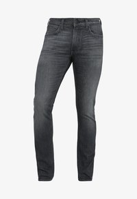 Lee - LUKE - Jeansy Slim Fit - grey used - 4