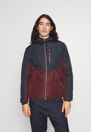 JJFASTER JACKET - Light jacket - navy blazer
