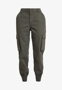 ONLY - Trousers - beluga - 6