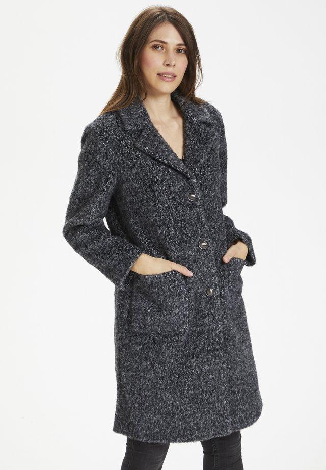 Płaszcz zimowy - pitch black