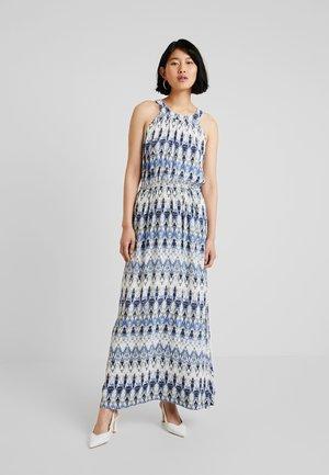 Maxi šaty - navy